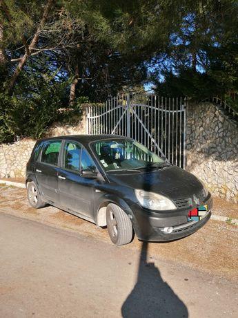 Peças Renault Scenic 1.5DCi 105 cv ano 2006 com documentos