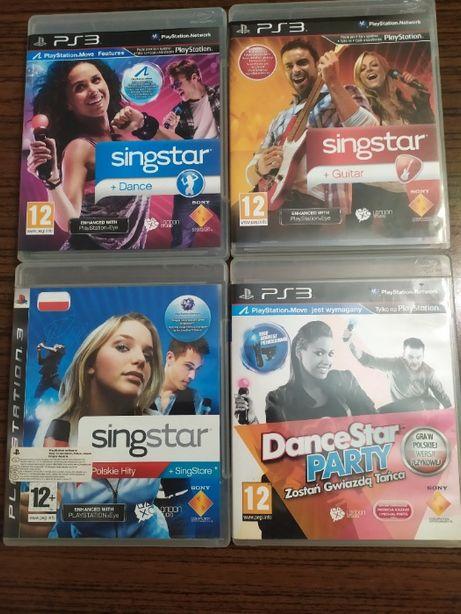 Różne gry na PS3