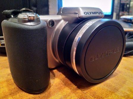 Фотоаппарат Olympus SP-600 UZ
