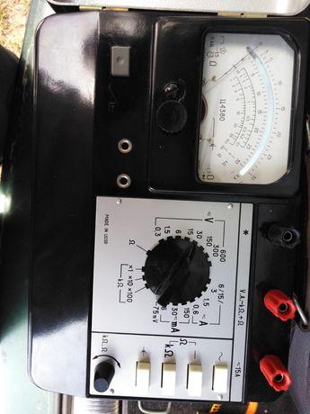Miernik elektryczny, multimetr, zabytkowy, stary miernik