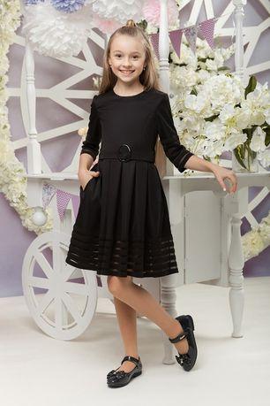 Продам платье для девочки размер 128-134 ТМ Барбарис б/у