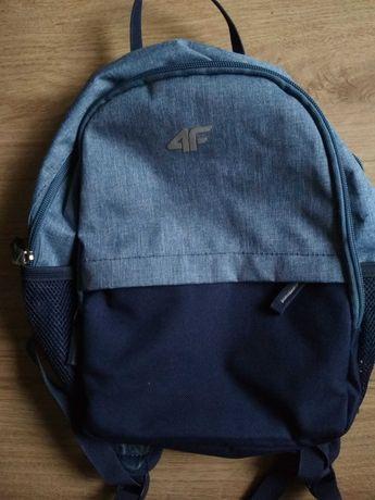 Plecak dla dziecka 4F PCD 300 Kolor Denim Melanż / Jeans