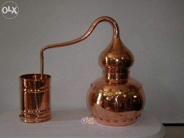 Alambique em cobre 30L