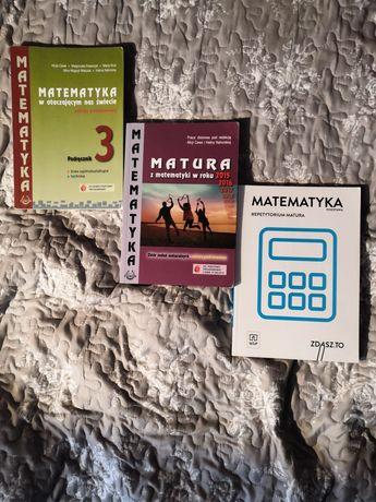 """Podręcznik  """"Matematyka w otaczajacym nas świecie"""" - idealny"""