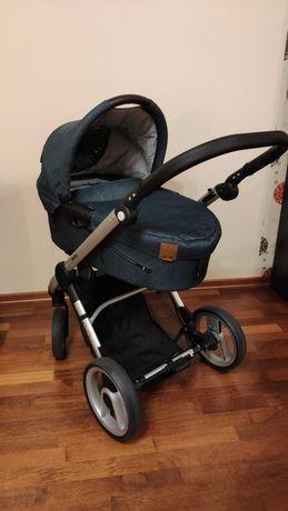 Wózek Mutsy Evo 2 w 1 - Gondola + Spacerówka