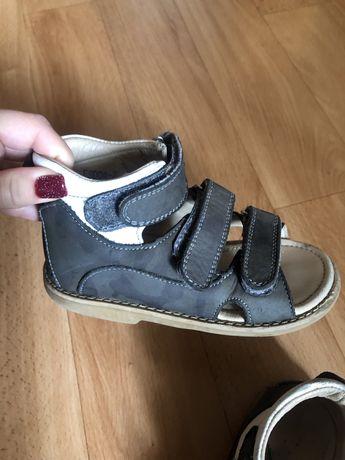 Ортопедические сандали 26