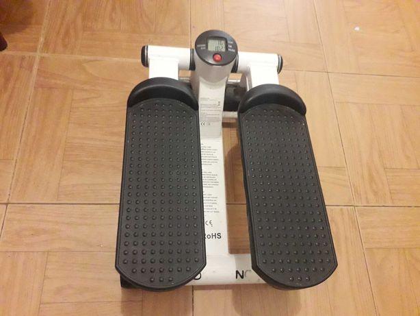 Step para exercício de pernas
