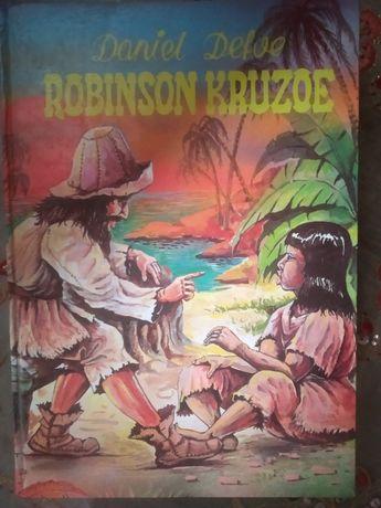 "Robinson Kruzoe""Daniel Defoe"