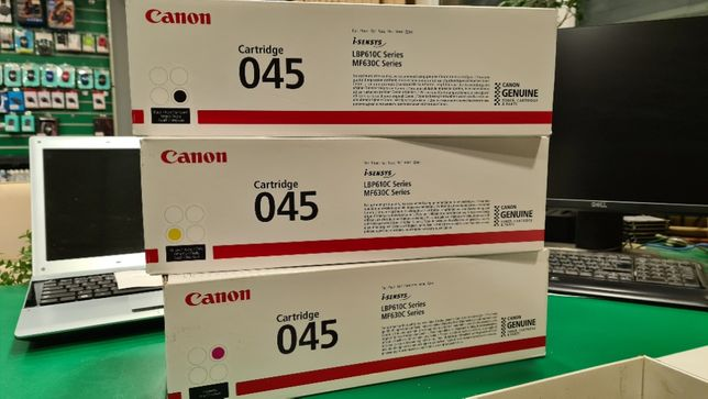 Картридж Canon 045 Оригинал.