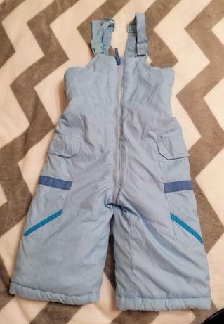 Spodnie zimowe ocieplane MARTIS r. ok. 86