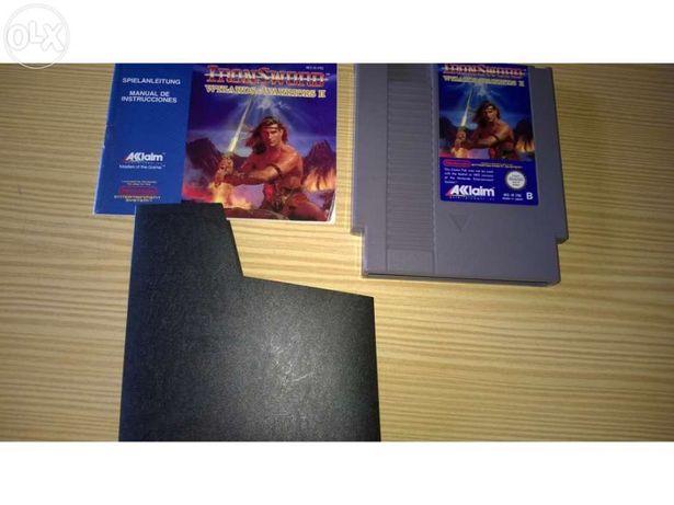 Jogo NES Ironsword