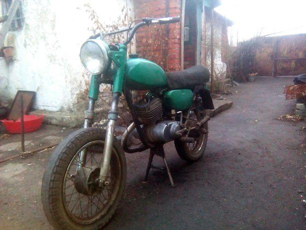 Мотоцикл Минск ссср