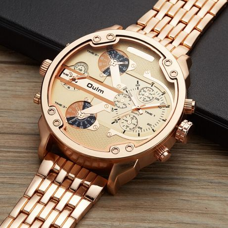Zegarek DIESEL OULM bransoleta tarcza 5.7cm