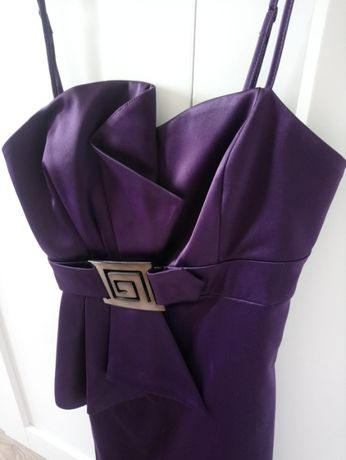 Sukienka koktajlowa rozmiar Infinity 36