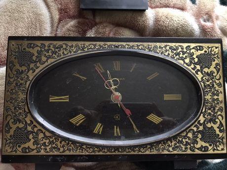 Часы Янтарь СССР антиквариат