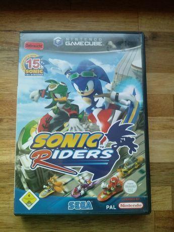 Gra Sonic Riders nintendo gamecube