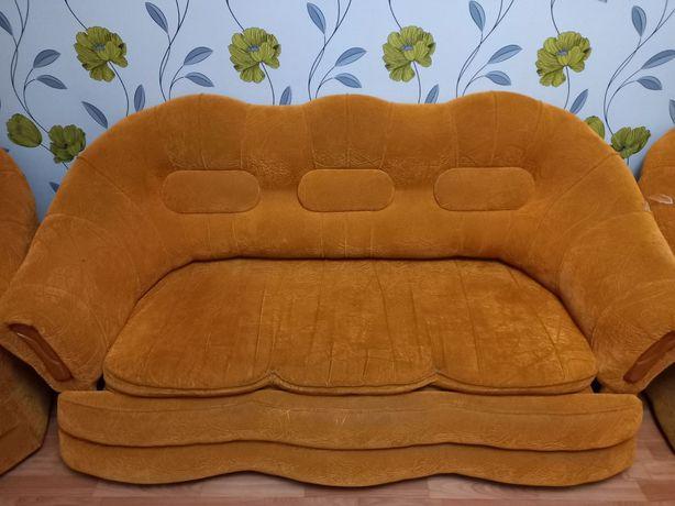 Продам мягкую мебель+подарок
