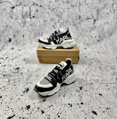 Buty damskie Karl Lagerfeld Sneakers Nowe Rozm 36,37,38,39,40