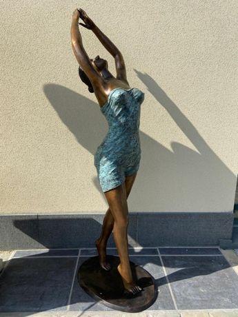 Estátua de bronze - Dançarina - ÚNICA