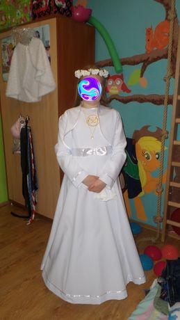 Sukienka komunijna