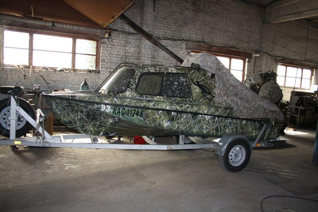 Продам лодку Казанка 5 с каютой