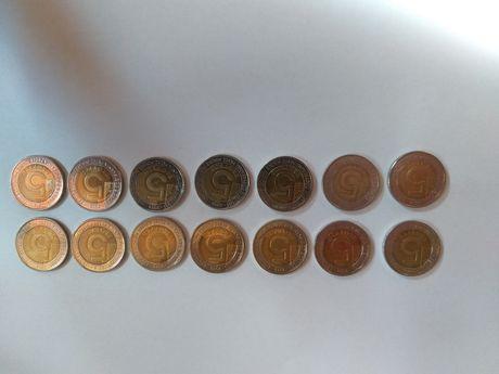 Monety kolekcjonerskie 5 zł