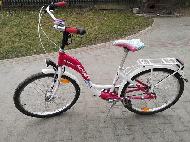 "Rower Romet Panda City Lux 24"""