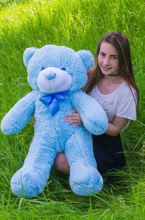 Все размеры! Медведь плюшевый 100 см. Мягкая игрушка. Цвет на выбор!