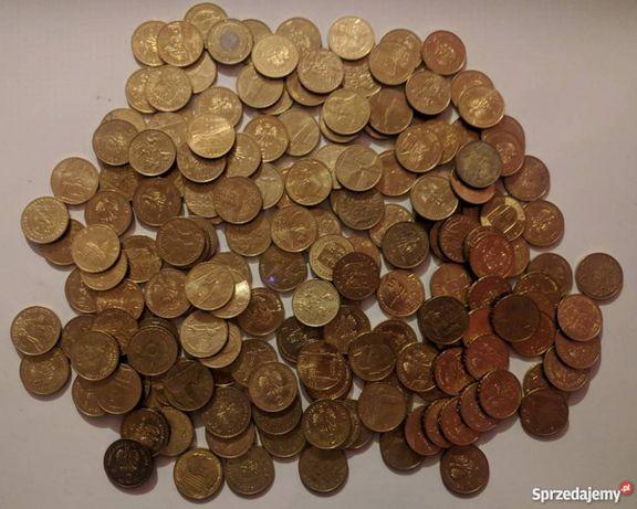 Monety 2zl okolicznosciowe 700 szt !!