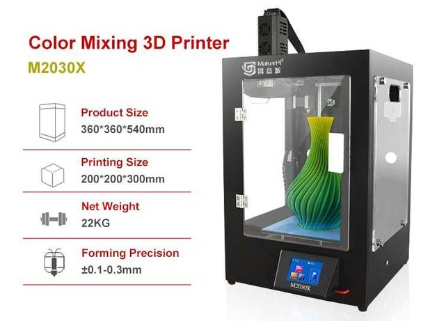 3D принтер MAKERPI M2030X, он же ULTIMAKER