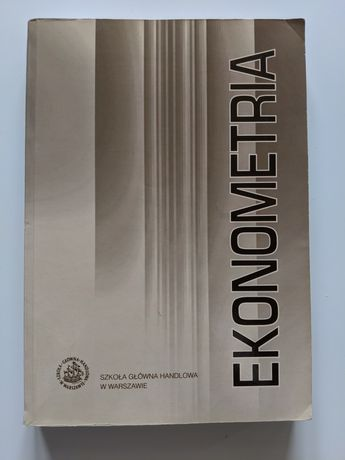 Ekonometria, Szkoła Główna Handlowa SGH