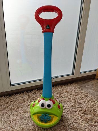 Каталка игрушка ELC для мыльных пузырей