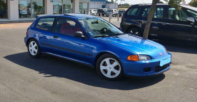 Honda Civic k20 Turbo