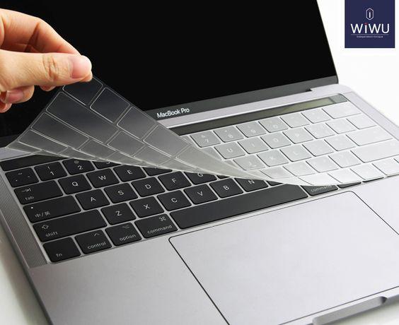 Накладка-чехол WIWU на клавиатуру ноутбука MacBook Pro/Air 13.3/15/12