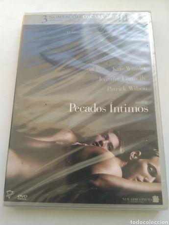 Dvd Pecados Íntimos NOVO SELADO Filme Kate Winslet Legds PT Entrega JÁ