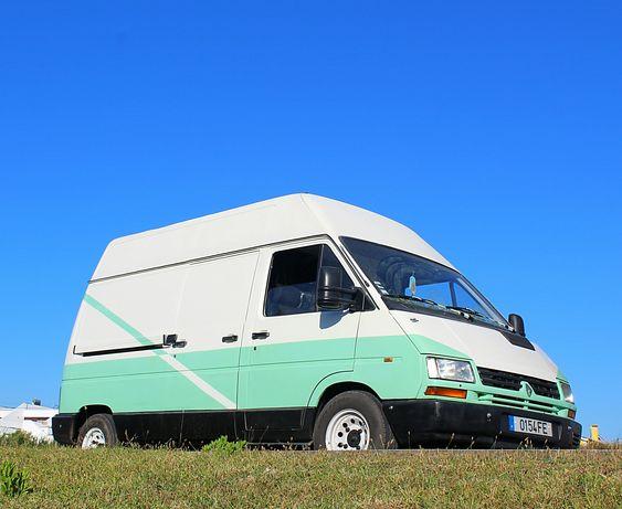 Renault Trafic 2.5D Campervan