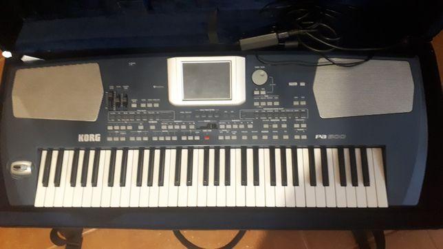 Keyboard korg pa500