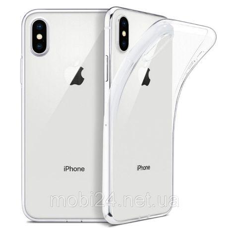 Прозрачный чехол на iPhone 5s SE 6s 7 8 Plus Xr Xs 11 12 mini Pro Max