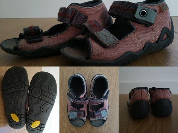 Kapcie Łapcie sandałki sandały Befado 24