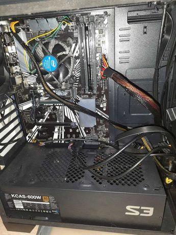 Потужний ПК i5 8400, 16gb RAM, Asus Z390-P, 600W 80+Bronze