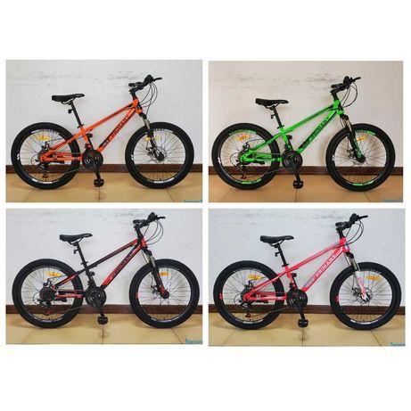 Велосипед Спортивный Corso «Primary» 24 рама 11.5 ShineMax 21 скорость