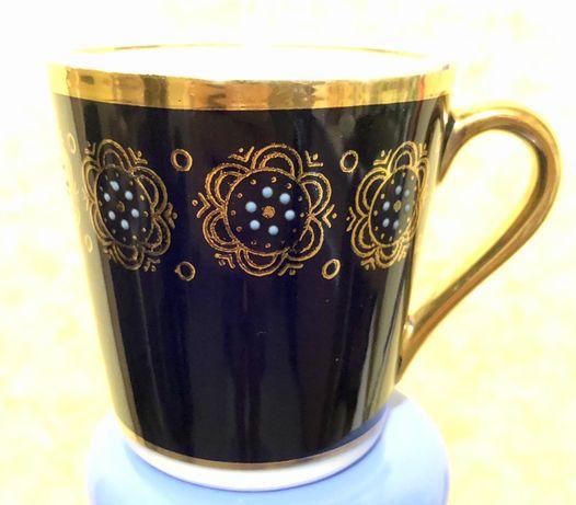 Чашки ссср кобальтовые
