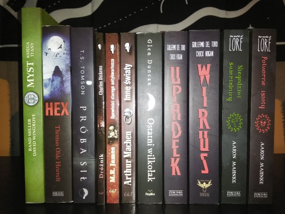 Pakiet 22 książek Rybnik - image 1