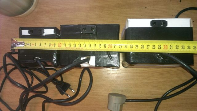 Преобразователь напряжения 220-110 вольт