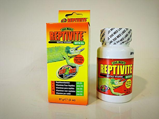 Preparat witaminowy Witaminy z D3 Zoo Med