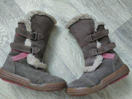 Сапоги ботинки Ecco 27 размер