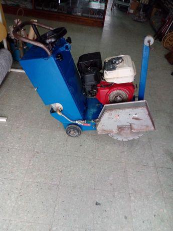 Maquina corte asfalto/pavimento