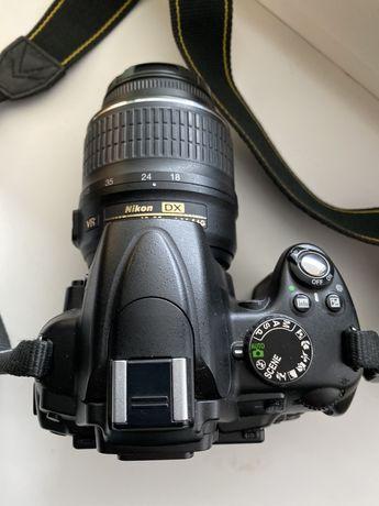 Nikon D5000 Kit 18-55 VR.