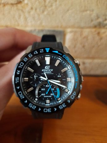 Часы наручные мужские Casio Edifice EFS-S550PB-1AVUEF(24 месяца)