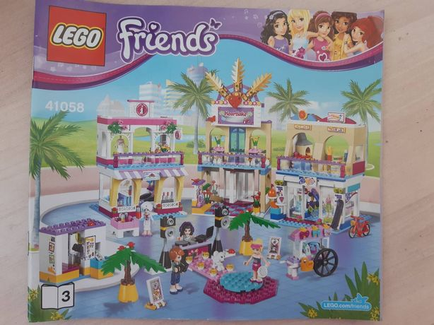 Lego Friends 41058 hartlake city